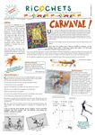 Ricochets : journal papier local special carnaval du 07 avril 2018 {PDF}