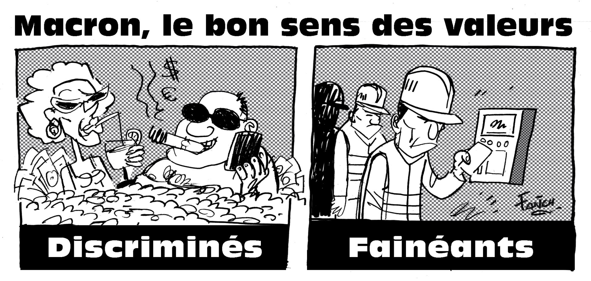 Gouvernement Valls 2 ça va valser ! Macron ne vous offrira pas de macarons...:) - Page 8 Dessinpng-525215